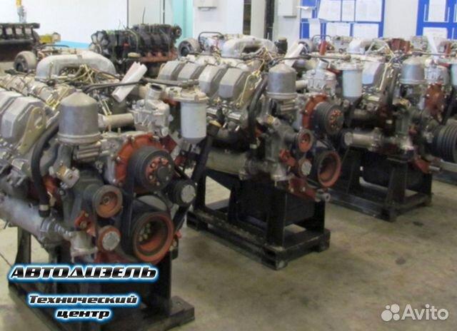 Двигатель тмз 8481.10 (20)