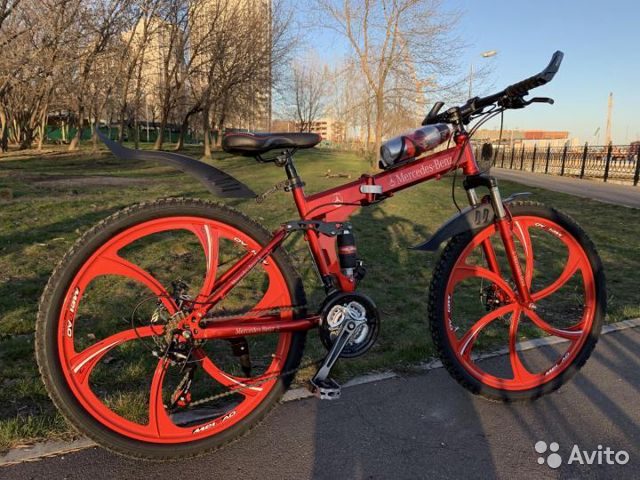 Велосипеды нового поколения купить 1
