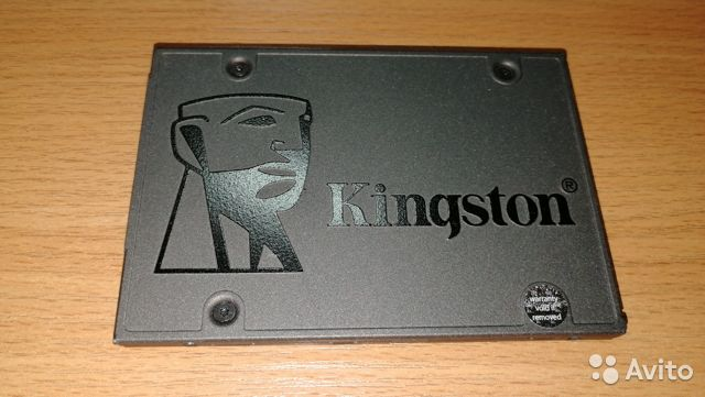 SSD Kingston SA400S37, 120Gb