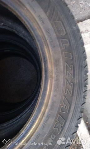 Продам шины Bridgestone Blizzak 225/60 R17 89045703303 купить 1