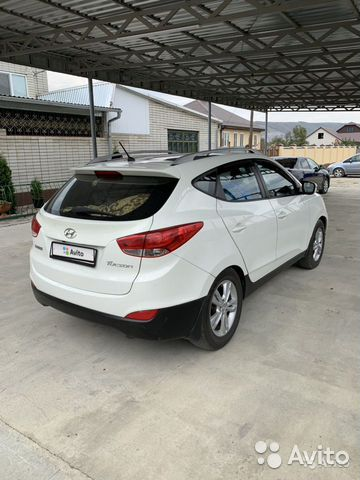 Hyundai Tucson, 2011 купить 4