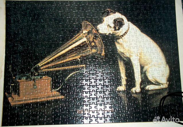 Victor His Masters Voice - Картина 425 х 575 мм 89087181192 купить 2