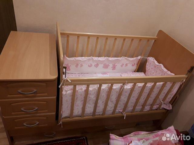 Кровать детская 89237606640 купить 1