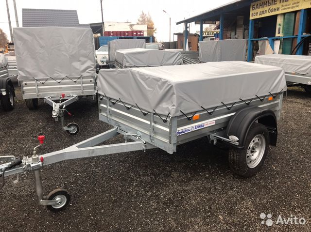 Прицеп мзса 817710.012 для сыпучих грузов 88352355258 купить 2