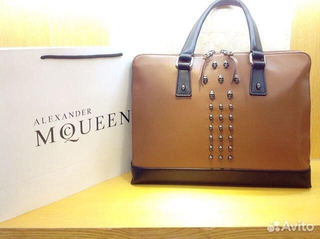 Купить Средние сумки Alexander McQueen Новая и resale