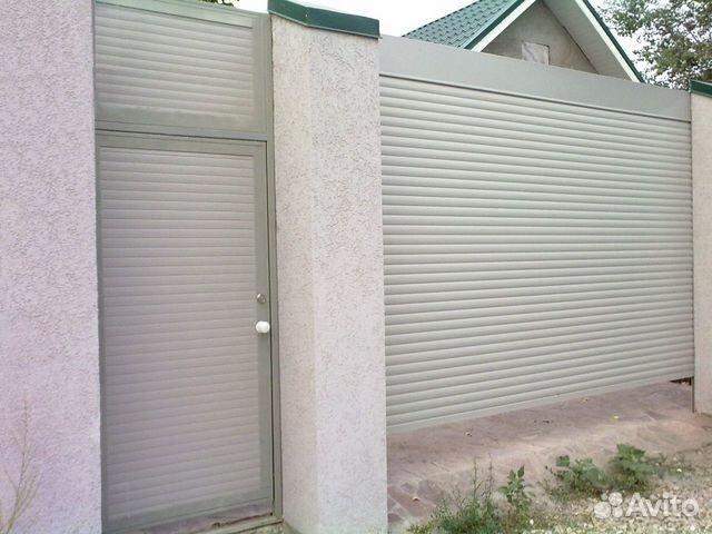 купить ворота для гаража рольставни в самаре