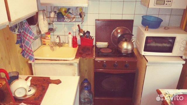 квартира в панельном доме Октябрят 4к1