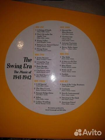 Swing Era, Mint, USA 1970 14 box, 42 pl 89185565096 купить 8