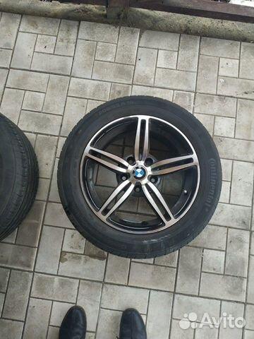 Колеса в сборе 16 BMW 1,3 серии практически новые