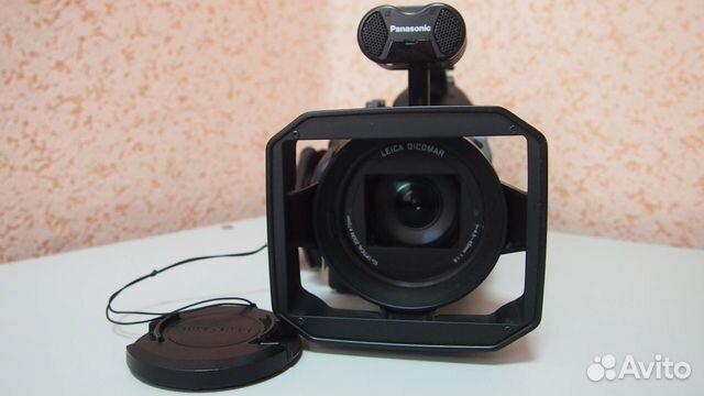 Видеокамера Panasonic AG-DVX100BE 89137958521 купить 4