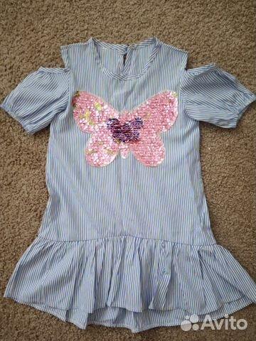Платье, толстовка 89203494007 купить 8