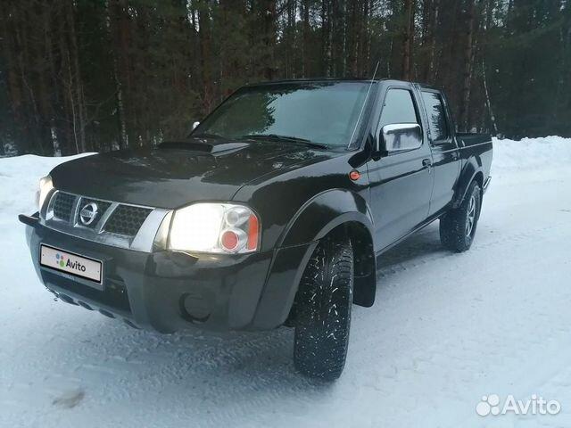 Nissan NP300, 2010 89120865128 купить 1