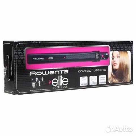 Выпрямитель для волос rowenta SF-1022  89087162188 купить 1