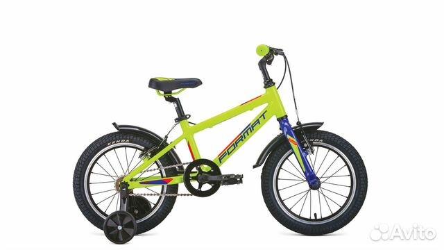 Детский велосипед Format Kids 89381008881 купить 2