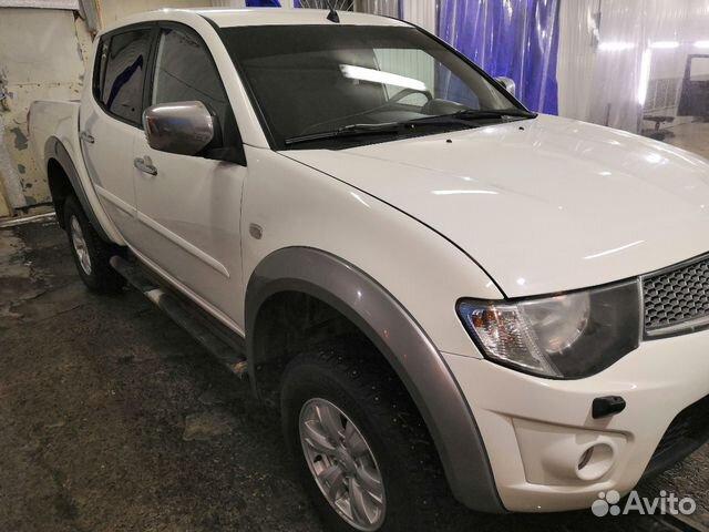 Mitsubishi L200, 2012 89828004824 купить 4