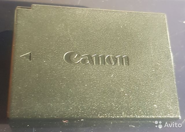 Аккумулятор Canon EOS1100D, 550D-700d 89085901437 купить 1