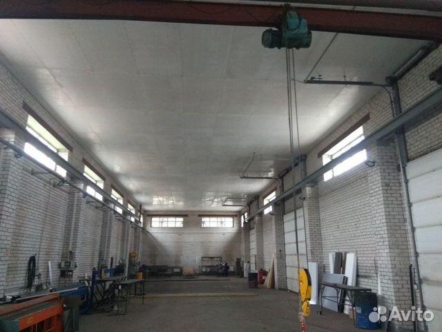 Производственное помещение, 680 м² купить 2