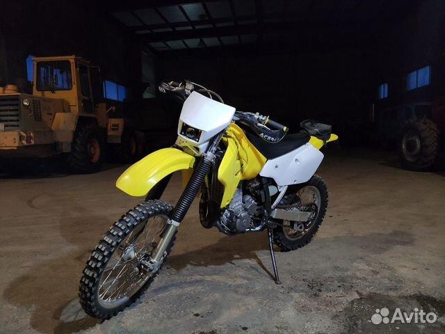 Suzuki Drz 400E купить 3
