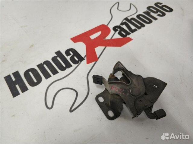 Замок капота Honda Accord 8 CU2 K24A 2011 89022570009 купить 1