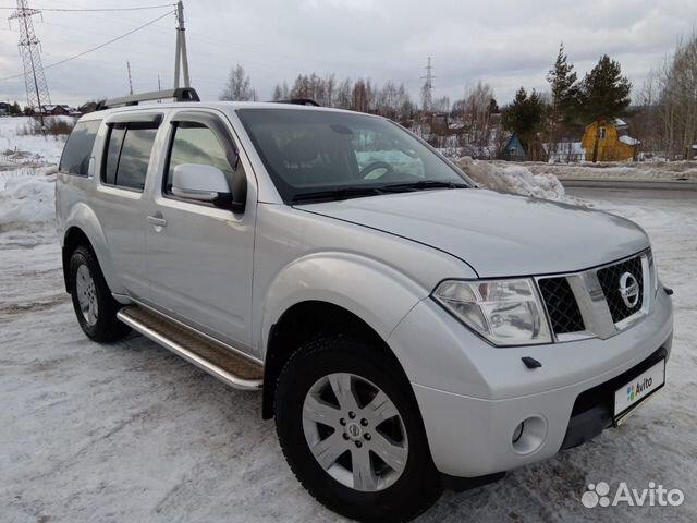 Nissan Pathfinder, 2008 89101904077 купить 6