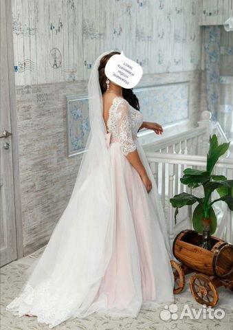 Свадебное платье 89080307506 купить 1
