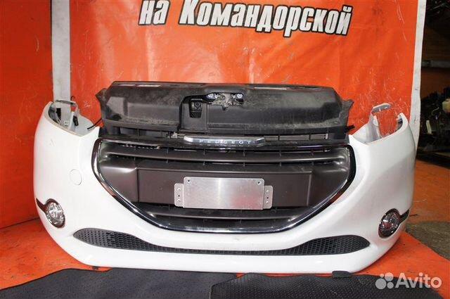 Ноускат Peugeot 208 CA5FV8 EP6DT 2012 89146876050 купить 2