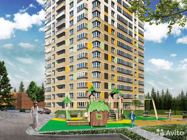 2-к квартира, 44.7 м², 13/17 эт. 83412576539 купить 3