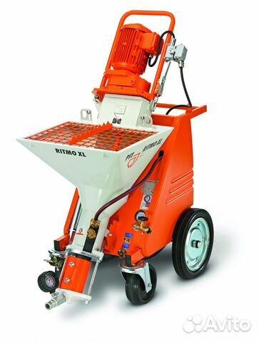 Plastering machines PFT Ritmo XL 89104717080 buy 3