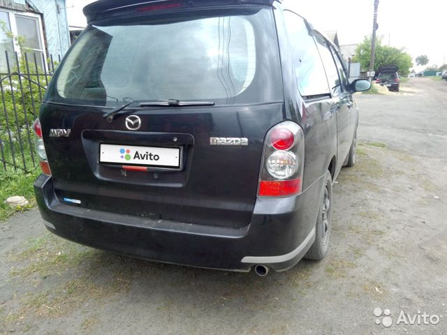 Mazda MPV, 2004 89823405278 купить 3