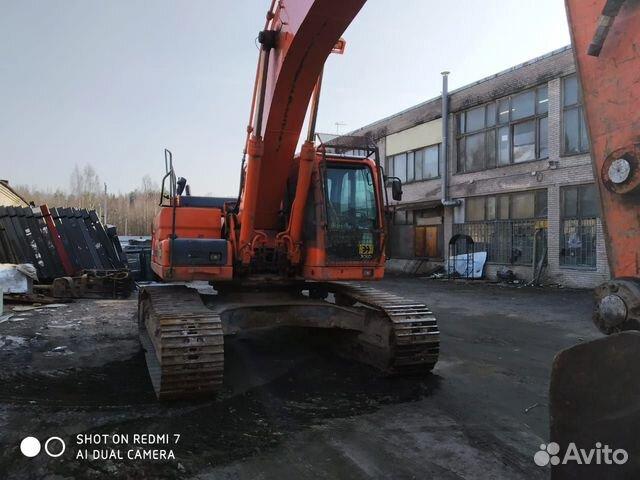 Гусеничный экскаватор Doosan DX300LCA 89219331319 купить 9