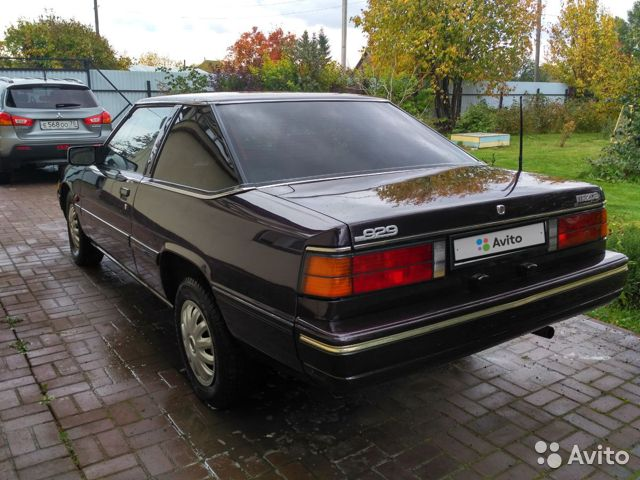 Mazda 929, 1985 купить 2