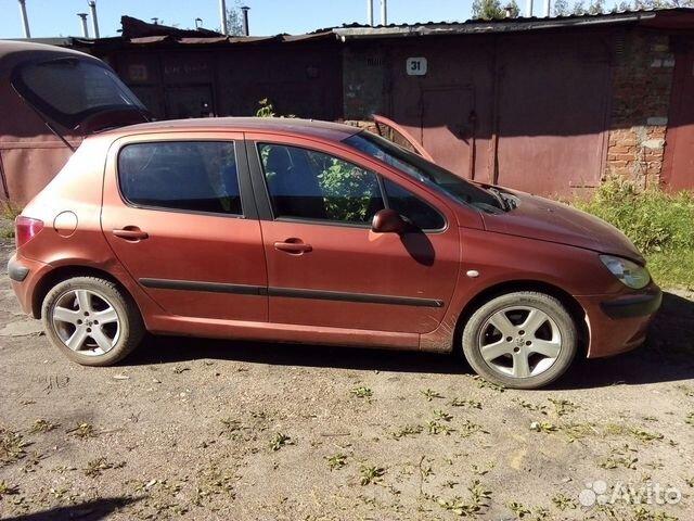 Peugeot 307, 2002 89091448936 купить 4