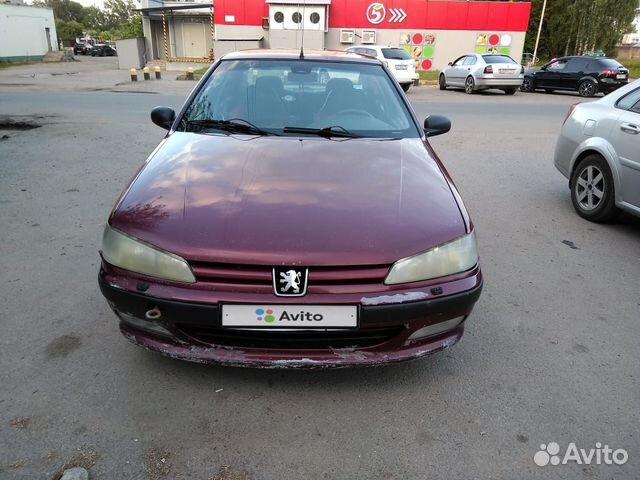 Peugeot 406, 1997  купить 6