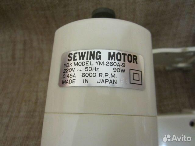 Привод для швейной машинки с педалью YDK YM260A9 купить 3