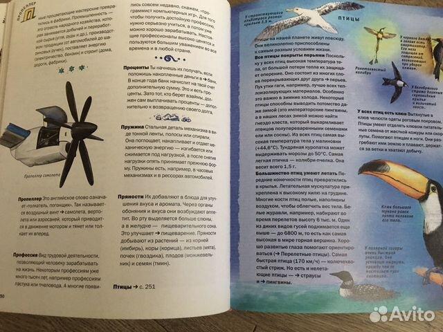 Энциклопедический словарь для детей  89271250565 купить 4