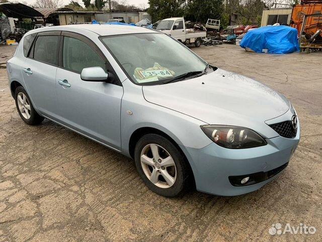 89530003204 В разборе Mazda 3 BK 2.0 LF мазда