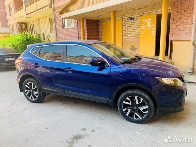Nissan Qashqai, 2014 89618354689 купить 1