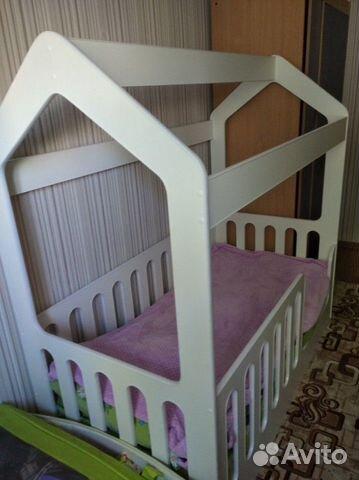 Кровать- Домик