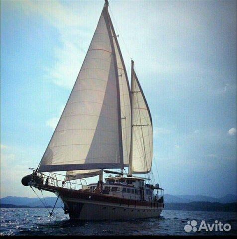 Гулет-Яхта Алтаир 89326664495 купить 1
