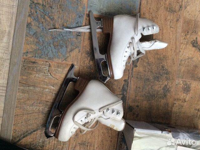 Коньки для фигурного катания Jackson Artiste 11 C  89885738773 купить 1