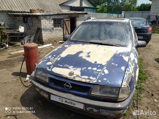 Opel Vectra, 1992  89030299381 купить 1