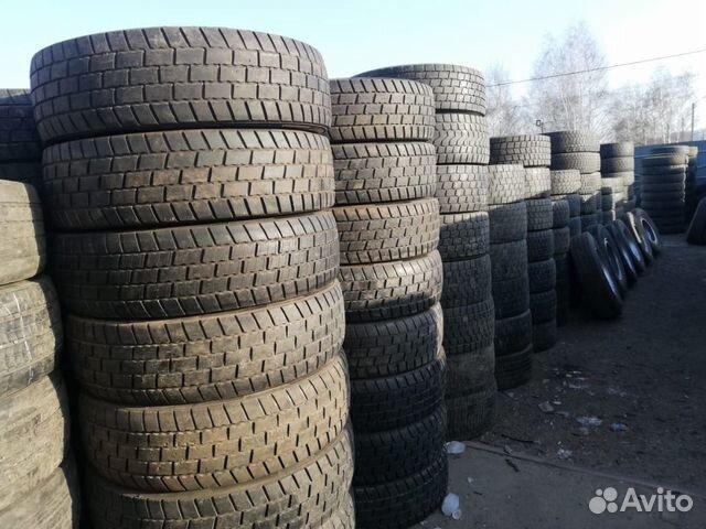 R22 5 275/70 грузовая шина б/у  88002227866 купить 1