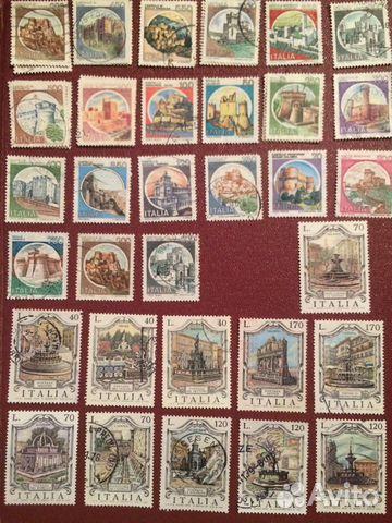 Коллекция марок  купить 2