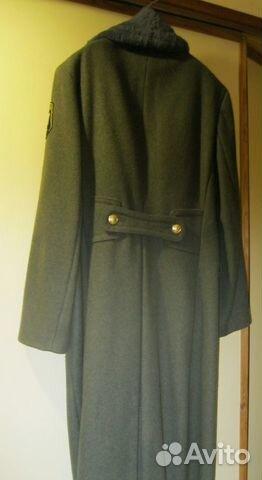 Overcoat officer  89135227239 buy 3
