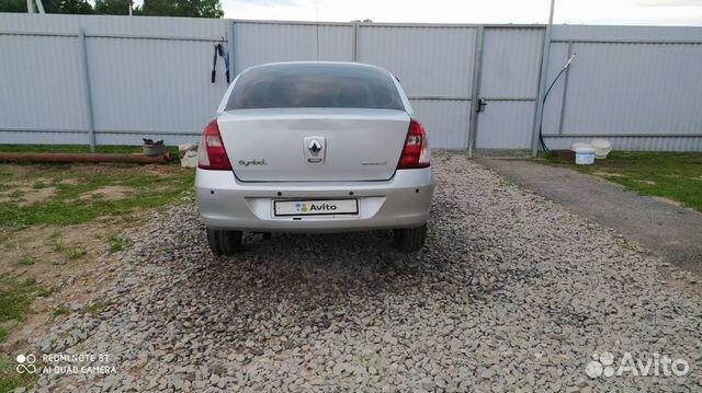 Renault Symbol, 2006  89068171766 купить 4