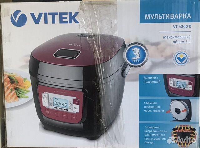 Мультиварка vitek  89204990837 купить 1