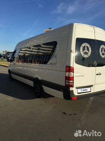 Mercedes-Benz Sprinter, 2013  89028197615 купить 1