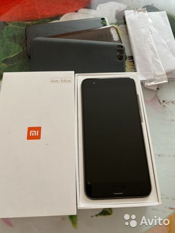 Телефон Xiaomi mi 6. 6/64 gb