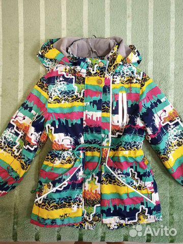 Куртка для девочки  89535457284 купить 5
