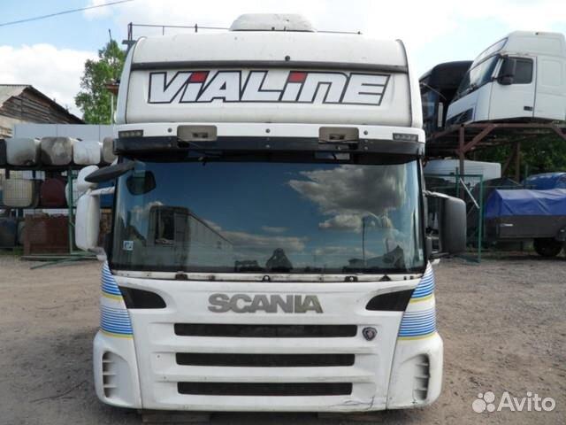 Кабина Скания PGR (Scania P,G,R series)  83919898433 купить 1